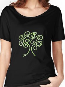 tree pose Women's Relaxed Fit T-Shirt