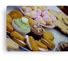 Cakes3 Canvas Print