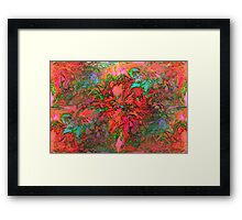 """The Flowering Soul"" Framed Print"