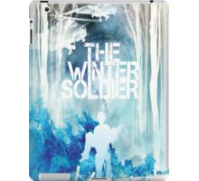 The Winter Soldier iPad Case/Skin