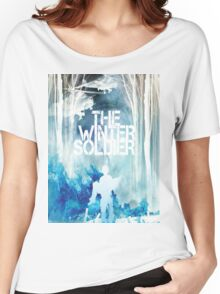 The Winter Soldier Women's Relaxed Fit T-Shirt