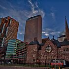 Downtown Denver by Adam Northam