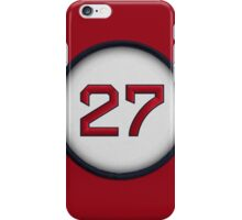 27 - Pudge iPhone Case/Skin