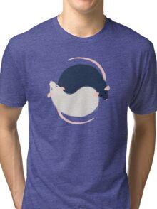 Ratty Love - Ying Yang Tri-blend T-Shirt