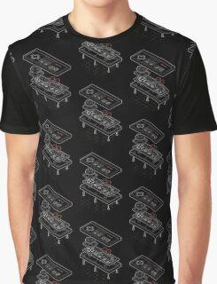 Blueprint Famicom Graphic T-Shirt