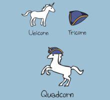 Unicorn + Tricorn = Quadcorn by jezkemp