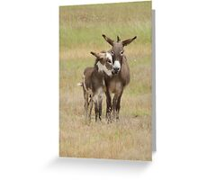 Ahhh Mom! You're the best. Greeting Card