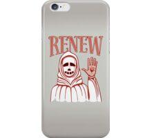 Renew iPhone Case/Skin