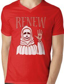 Renew Mens V-Neck T-Shirt