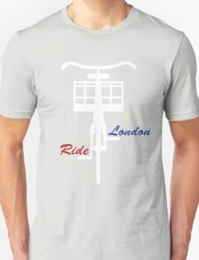 Ride London T-Shirt