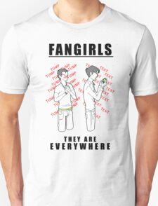 Stalking Jim T-Shirt
