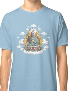 """Mr. Ohmz"" the Buddha Bot v6 Classic T-Shirt"