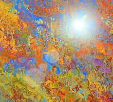 """Under The Garden Pool"" by Shelda Whited"