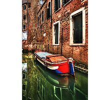 The Back Alley Photographic Print