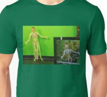 tomorrow's gonna be a real bone-chiller Unisex T-Shirt