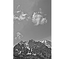 Grand Tetons Photographic Print
