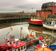 Cromwell Harbour by Tom Gomez