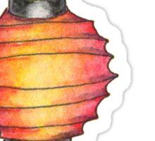 Paper Lantern 1 Sticker