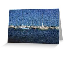 PuzzlingPort Greeting Card