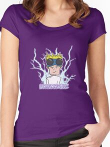 Dr. Horrible Ain't Lookin So Horrible Women's Fitted Scoop T-Shirt