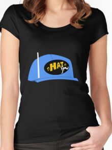 Hat FM Women's Fitted Scoop T-Shirt
