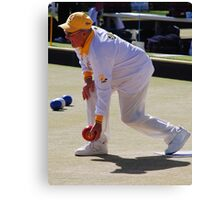 M.B.A. Bowler no. a235 Canvas Print