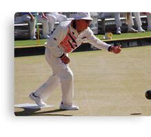 M.B.A. Bowler no. a240 Canvas Print
