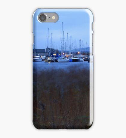 LANCASHIRE HARBOUR iPhone Case/Skin