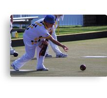 M.B.A. Bowler no. a275 Canvas Print