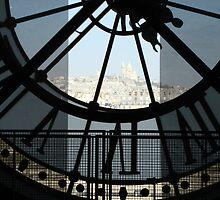 Sacre-Coeur by Rod Craig