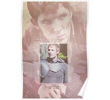 Merlin Poster Poster