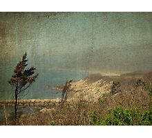 View From Nobska Point - Woods Hole MA Photographic Print