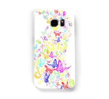 Butterfly spill Samsung Galaxy Case/Skin