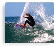 """""""Carving it Up"""" Canvas Print"""
