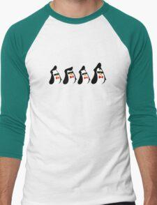 Gang of P`s Men's Baseball ¾ T-Shirt