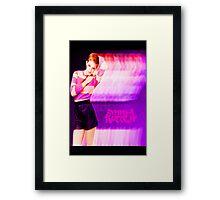 Emma Watson Poster Framed Print