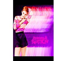 Emma Watson Poster Photographic Print