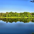 Lake Pickens - Herman Baker Park, Sherman, Texas, USA by aprilann