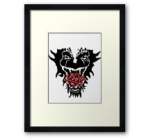 Dungeons and Dragons Framed Print