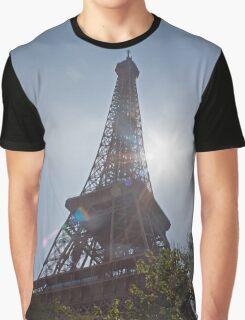 Eiffel Tower - Tour Eiffel Paris France Graphic T-Shirt