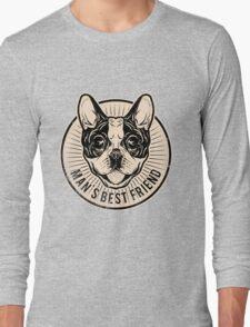 Frenchie Long Sleeve T-Shirt