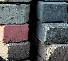 A Stack of Pavers by Stephen Thomas