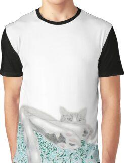 Personal portrait - just add pet Graphic T-Shirt