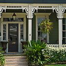 A Louisiana Front Porch by cclaude