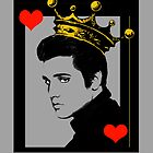 KING OF HEARTS  by SAMUEL VETA