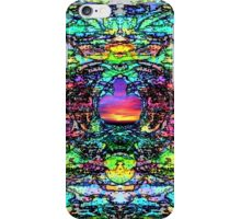 """The 1960's Abstract"" iPhone Case/Skin"