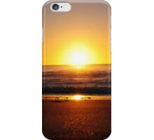 The promise of a great day ahead - Apollo Bay, Victoira iPhone Case/Skin