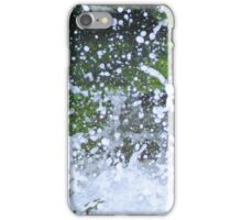 water, colours, waves iPhone Case/Skin