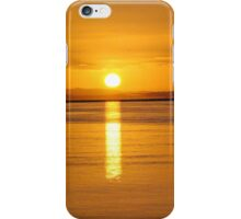Sunrise - Inverloch, Victoria iPhone Case/Skin