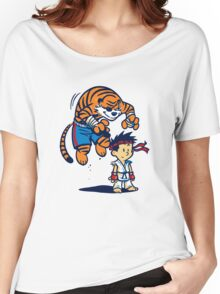 Tiger! Women's Relaxed Fit T-Shirt